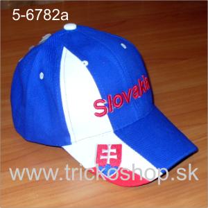 f3ada3ee7 Slovenská šiltovka modrá