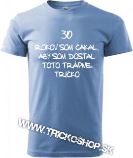 a26c5db27426 Pánske tričko Trápne tričko